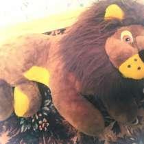 Большая мягкая игрушка Лев, в Калуге