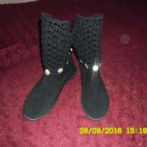 Вязаная обувь, в Юрге
