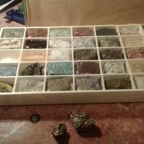 Полудрагоценные образцы камней, в г.Кишинёв