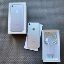 IPhone 7 128gb Silver, в Новосибирске