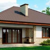 Строительство Домой от земли под ключ. Дизайн в подарок, в Калининграде