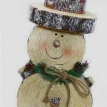 Снеговик из дерева Новогодний!!!!, в Комсомольске-на-Амуре