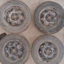 Зимняя резина R14,c дисками, в Кизеле