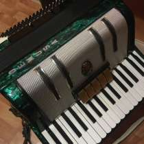 Германский аккордеон Demusa, в Санкт-Петербурге