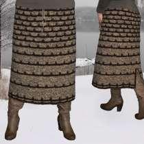 Вязание зимних юбок, в Химках