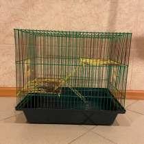 Клетка для грызунов, в Омске