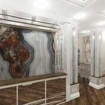 Художественная роспись стен, в г.Ереван