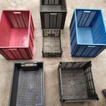 Пластиковые ящики от производителя, в г.Бишкек