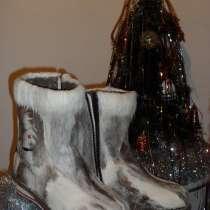 Продам ботинки северные!, в Электрогорске