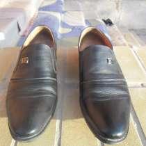 Продам туфли кожаные, осенние 44 размера, в г.Луганск