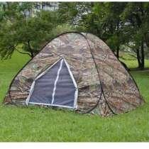 Палатка Новая 2на2. 3х местная, в Уфе