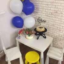 ИКЕА стол и стул новые, в Челябинске