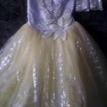 Продам платье детское на девочку 6-7 лет, в г.Экибастуз