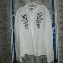 Блуза-рубашка для девочки, в Москве