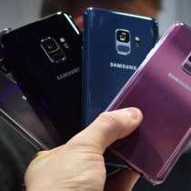 Продаем бу телефоны самсунг s9 и s9 plus в краснодаре, в Краснодаре