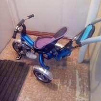 Детский велосипед-коляска, в Комсомольске-на-Амуре