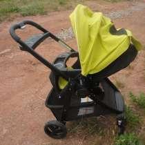 Детская коляска-трансформер, производство - Канада, в Железногорск-Илимском
