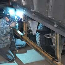 Сварочные работы, электросварка для грузового транспорта, в Москве