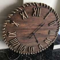Деревянные часы, в Самаре