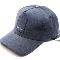 Бейсболка кепка Calvin Klein (синий), в Москве