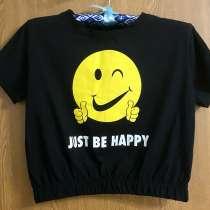 """Новая футболка """"Smiley"""", в Москве"""