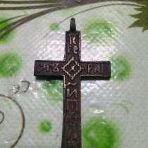 Крест, в Анжеро-Судженске
