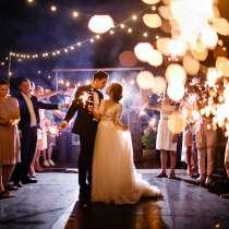 Свадьба в Томске в белоснежном шатре, в Томске