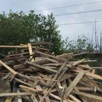 Доски на дрова бесплатно. Объём 27 кубов, в Санкт-Петербурге