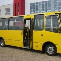 Автобусы Isuzu-Атаман городские., в Нижнем Новгороде