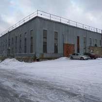 Производственное здание в Витебске, в г.Витебск