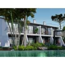 Великолепные таунхаусы с бассейном на продажу в Алькантариль, в г.Silves