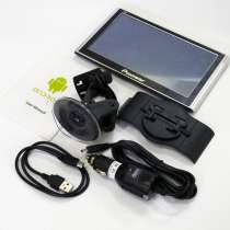 7'' Планшет Pioneer 7002 - GPS+ 4Ядра+ 8Gb+ Android, в г.Киев