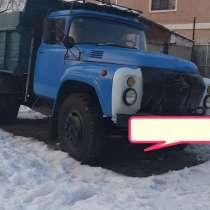ЗиЛ доставка Уголь, Дрова, сыпучий материал, Вывоз снега, в г.Алматы