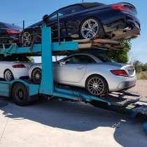 Перевозки автомобилей на автовозе, в г.Аликанте