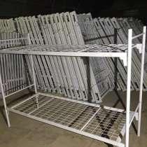 Кровати металлические армейского образца, в Иванове