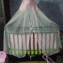 Продаю детскую кроватку, в Нижнем Новгороде