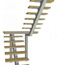 Металлический каркас лестниц, в г.Пинск
