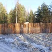 Продаётся участок в сосновом лесу, в Рязани