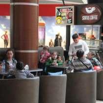 новую кофейню в ТРЦ Меганом, в Симферополе