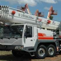 Автокран 50 тонн, в Красноярске