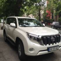 Аренда Авто Toyota Land Cruiser Prado (2015), в г.Тбилиси
