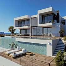 Недвижимость в Испании, Новая вилла в Кумбре Дель Соль, в г.Calp