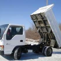 Вывоз мусора, услуги самосвала, в Красноярске
