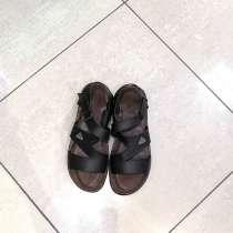Скидки! Мужские сандалии из натуральной кожи. Размер 46-49, в Красноярске