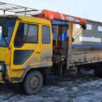 Услуги манипулятора 1-10 тонн, в г.Караганда