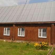 Продам дом с земельным участком, в Куровском