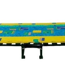 Раскладушка Вилия (кровать раскладная) новая, в Краснодаре