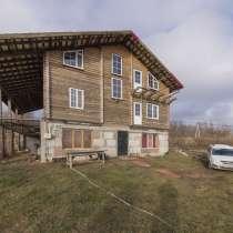 Продам дом деревянный 320 м2 с участком 12 сот в снт Исток, в Ростове-на-Дону