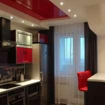 Квартира в новом доме с огромной джакузи, в Самаре