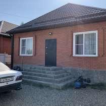 Продам дом с евро ремонтом, в Новокубанске
